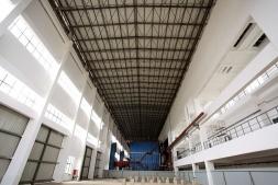 西安高新区西太路三星热源建安工程一标段内