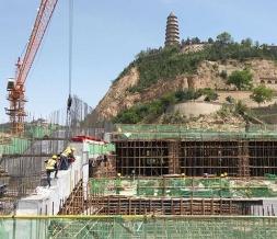 延安宝塔山景区保护提升工程