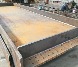 重庆钢结构工程加工