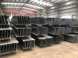 江苏焊接H型钢加工